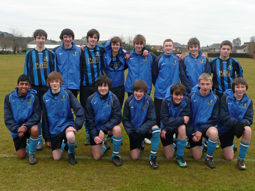 Under 15s Colts 09/10